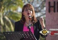 Claudia Yáñez arranca su campaña por la gubernatura de Colima; avanza con su liderazgo y el de FXM a una nueva transición
