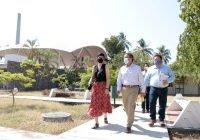 Visita rector campus Coquimatlán para  conocer necesidades y logros de planteles
