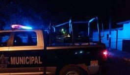A balazos, asesinan a hombre en la colonia Fátima, de la ciudad de Colima