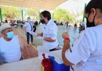 Este lunes en Tecomán, aplicarán a personas mayores de 60 años, la vacuna contra el Covid-19