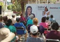 Indira se reúne hoy con mujeres y hombres de Villa de Álvarez