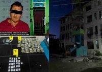 En Manzanillo se asegura más droga, hay un detenido