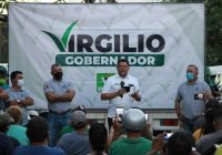 Con un gran acuerdo político, resolveremos el conflicto que generó el Gobierno estatal entre taxis y mototaxis: Virgilio