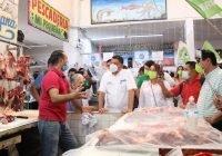 Respalda Yolanda Llamas el proyecto de Virgilio Mendoza en Tecomán