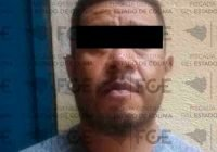 Homicida es capturado en Manzanillo
