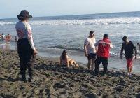 2 rescates de las aguas marinas al iniciar operativo Semana Santa y Pascua 2021 en Tecomán