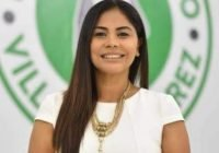 Karina Heredia, pide licencia como Síndica de Villa de Álvarez.