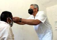 Lleva Salud jornada de atención a la discapacidad visual en Cereso de Colima