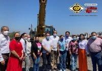 Gobernador y Secretario de Hacienda arrancan la construcción del nuevo Libramiento de Colima