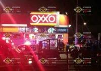 ¡Otra vez en Colima! Con pistola, asaltan Oxxo en Av. Niños Héroes