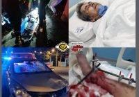 Conductor ebrio, atropella a abuelitos en Manzanillo; Policía lo deja libre