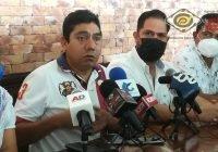 Jorge Luis Preciado llega a Manzanillo y buscará la alcaldía por la coaliciónVa x Colima