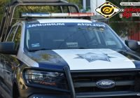 Asaltan negocio sobre la avenida Gonzálo Sandoval, detienen al presunto responsable