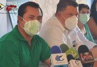 Chevio Mesina será el candidato del partido Verde a la alcaldía de Armería