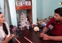 Mi compromiso es por Colima; yo no decido candidaturas locales: Indira Vizcaíno