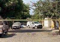 Ataque armado en Villa de Álvarez, deja 2 personas muertas y una herida