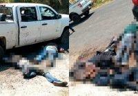 Durante emboscada, ejecutan a 13 elementos de la Policía del Estado de México