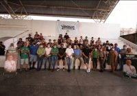 Haremos de Colima en un referente nacional en el impulso al Deporte: Virgilio