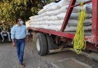 Chevio Mesina lleva programa de Fertilizante a bajo costo en comunidades de Armería