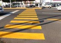 Tecomán registra un considerable avance en materia de balizamiento, en calles y avenidas