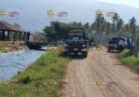 ¡Tragedia! Pequeño muere ahogado en un canal de riego en Tecomán