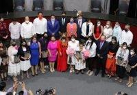 Congreso del Estado entrega Preseas en Honor a Destacadas Mujeres del Estado