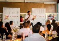 Generaremos los empleos que Colima necesita, siendo un gobierno aliado de la iniciativa privada: Locho Morán.