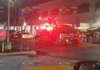 Gerente de Coppel Canada se desmaya dentro de la tienda en el centro de Tecomán
