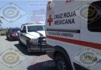 Rescatan a una mujer de Tlaquepaque, Jalisco, de morir ahogada en playa El Paraíso, Armería
