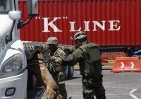 La Secretaría de Marina–Armada de México realiza Ejercicio de Protección Portuaria en Manzanillo, Colima
