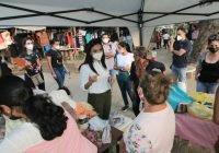 Con trabajo atenderemos a los más necesitados: Mely