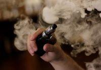 ¡No más cigarros electrónicos y Vaporizadores! Aumenta riesgo de Covid 19