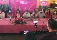 Presentan a los coordinadores municipales y distritales de la campaña de Claudia Yáñez