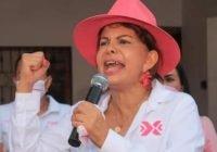 Impulsará Claudia Yáñez la producción de alimentos básicos