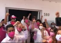 Melyssa Mitates se registra ante el IEE como candidata a Diputada Local por el distrito 12 de Manzanillo