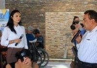 Serán personas con discapacidad el 6% de funcionarios: Mely Romero