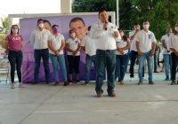 Inicia con éxitos Carlos Carrasco su campaña en Ixtlahuacán