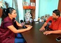 Armería está estancado, vamos a llevar esperanza a la gente: Diana Zepeda