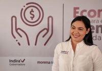 Economía para el bienestar de Colima, eje en gobierno de Indira