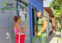 """Vicky Ledesma: """"El Partido Verde es la opción de la esperanza para Tecomán en estas elecciones"""""""