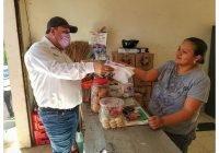 Trabajaremos para que Ixtlahuacán siga siendo municipio pionero en programas sociales: Carlos Carrasco