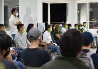 Los jóvenes serán parte fundamental en nuestra administración: Karina Heredia