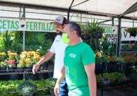 Carlos Zepeda realiza su segunda visita en el barrio 5
