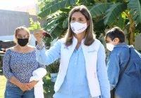 Margarita Moreno embellecerá los parques y promoverá la sustentabilidad ambiental