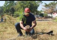 Llama Riult Rivera a cuidar el medio ambiente