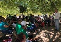 Presenta Carlos Zepeda propuestas para trabajar con el Valle de las Garzas