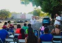 La planilla verde trabajará en unidad por Tecomán: Yolanda Llamas
