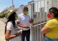 Colonos de punta diamante piden mayor impulso al deporte desde el congreso a Carlos Chavira