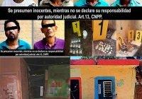 En Colima seisdetenidos por narcomenudeo