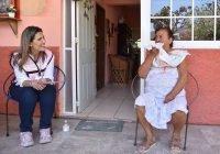 Cada semana estaré en una comunidad rural: Margarita Moreno